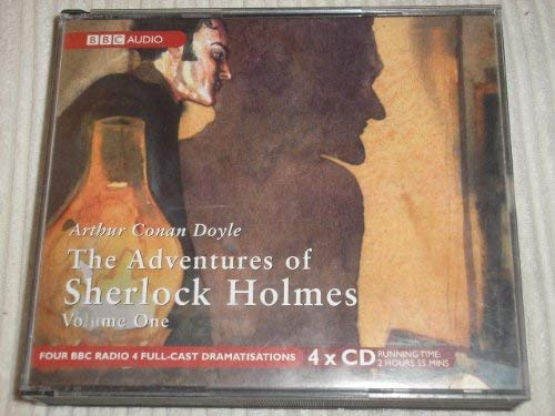 9780563524427: The Adventures of Sherlock Holmes: v. 1 (BBC Radio Collection)