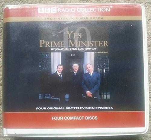 Yes Prime Minister, Volume 1 & 2 (9780563526360) by Jonathan Lynn; Antony Jay