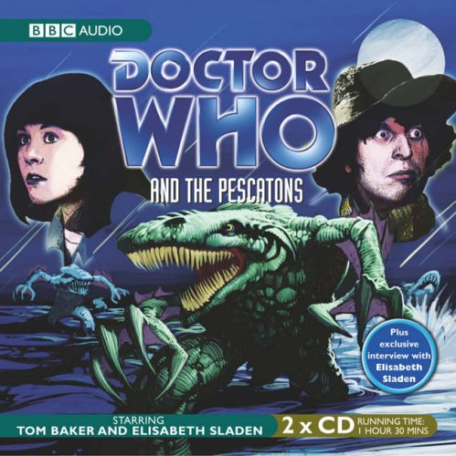 9780563527640: Doctor Who And The Pescatons (BBC Audio Collection)