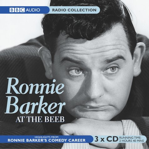 9780563527701: Ronnie Barker At The Beeb (BBC Radio Collection)