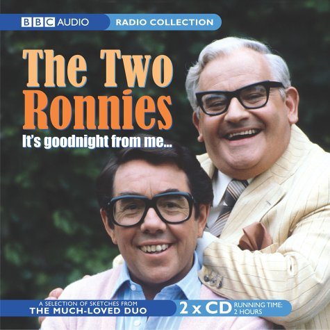 9780563527756: The Two Ronnies It's Goodnight From Me