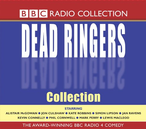 """Dead Ringers"""": Collection 1 Series 1, 2 (Pt.1 & 2) & 3 (BBC Radio Collection)"""