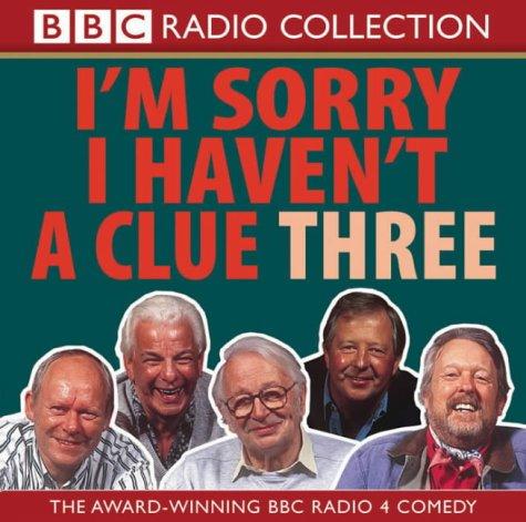9780563529705: I'm Sorry I Haven't a Clue: v. 3