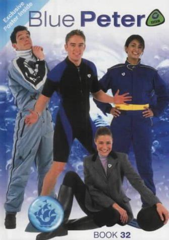 Blue Peter Annual 2002: Anne Dixon, Steve