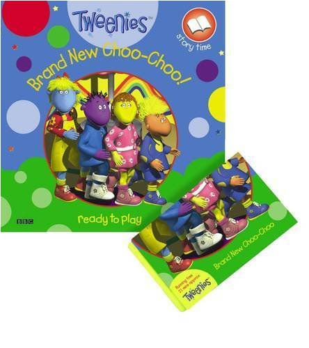9780563532460: Tweenies Book & Tape: Brand New Choo Choo (Tweenies: Story time)
