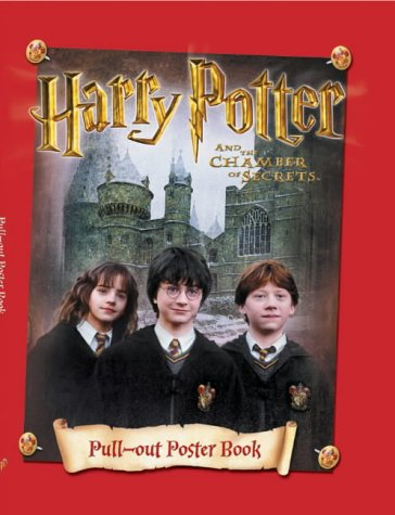 9780563532644: Harry Potter and the Chamber of Secrets: Pull-out Poster Book
