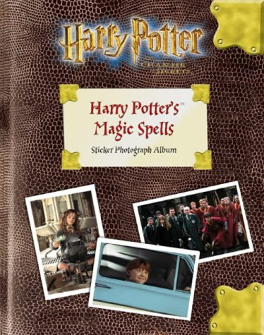 9780563532668: Harry Potter and the Chamber of Secrets: Harry Potter's Magic Spells Photo Album