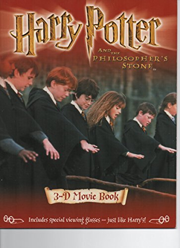 9780563533351: Harry Potter and the Philosopher's Stone: 3-D Movie Book