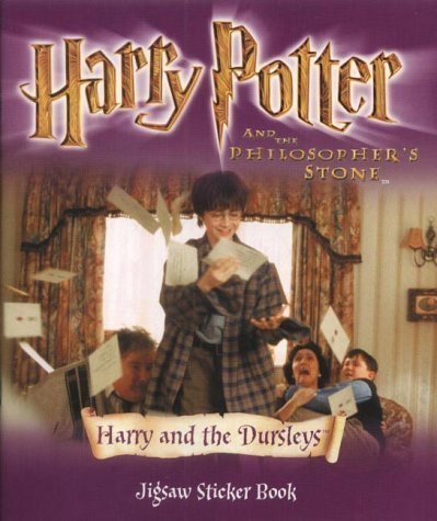 9780563533382: Harry Potter and the Dursleys Sticker Book