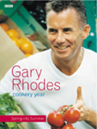 9780563534204: Gary Rhodes Cookery Year: Spring into Summer