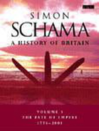 9780563534570: History of Britain (Vol 3): The Fate of the Empire: 1776-2000: Fate of Empire; 1776-2001 Vol 3 (A History of Britain)