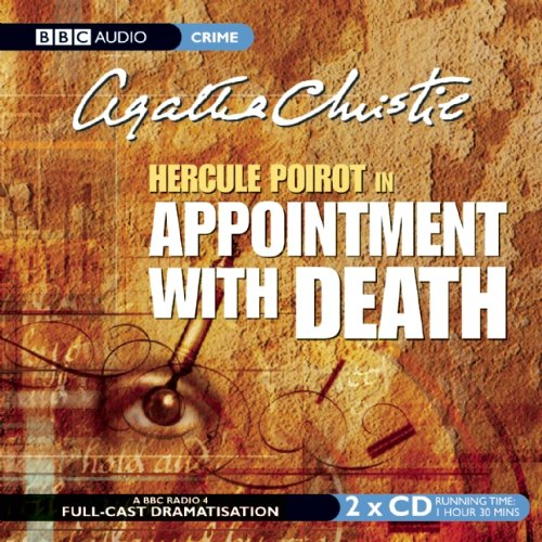 9780563536499: Appointment With Death (BBC Audio Crime)