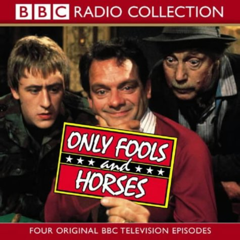 """9780563536819: Only Fools and Horses: """"Long Legs of the Law"""", """"The Yellow Peril"""", """"A Losing Streak"""", """"No Greater Love"""" v.1: """"Long Legs of the Law"""", """"The Yellow ... Greater Love"""" Vol 1 (BBC Radio Collection)"""