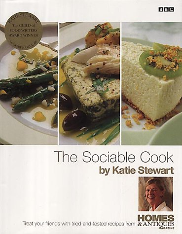 9780563537724: THE SOCIABLE COOK.