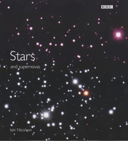 Stars and Supernovas: Iain Nicholson