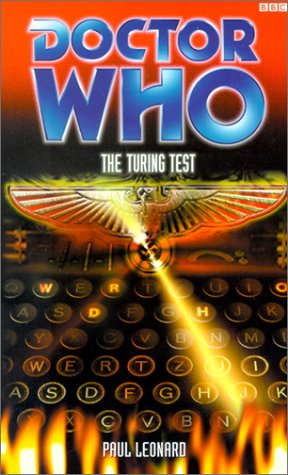 9780563538066: The Turing Test (Doctor Who Series)