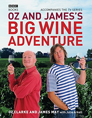 9780563539001: Oz and James's Big Wine Adventure