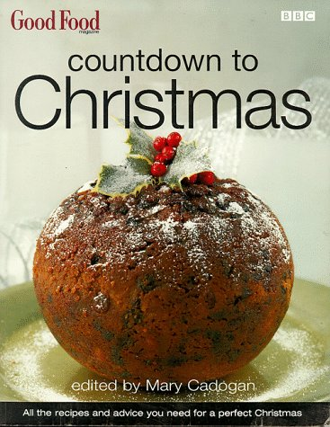 9780563551263: Good Food: Countdown to Christmas
