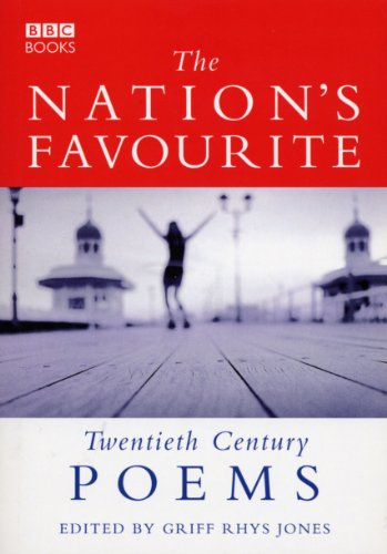 The Nation's Favourite: Twentieth Century Poems: Jones, Grif Rhys