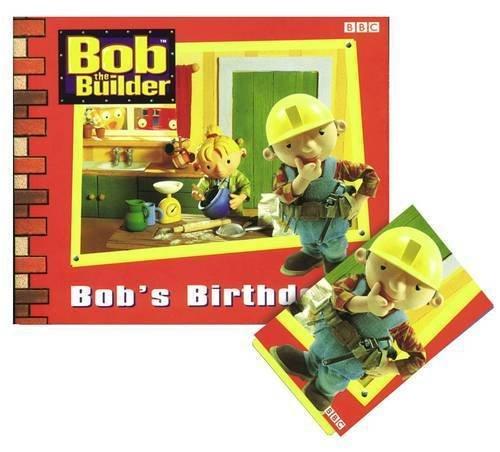 9780563556558: Bob the Builder: Bob's Birthday