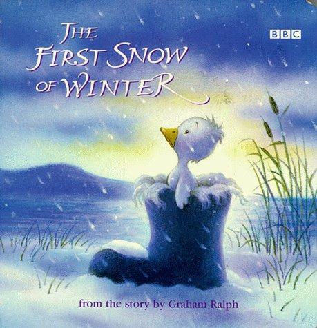 9780563556732: First Snow of Winter: Mini Board Book