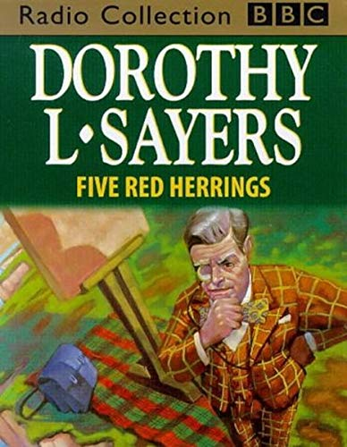 9780563557500: Five Red Herrings: Starring Ian Carmichael as Lord Peter Wimsey (BBC Radio Collection)