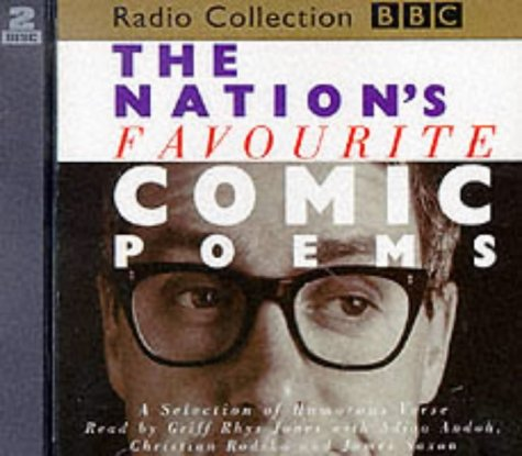 9780563558651: The Nation's Favourite Comic Poems: A Selection of Humorous Verse (BBC Radio Collection)