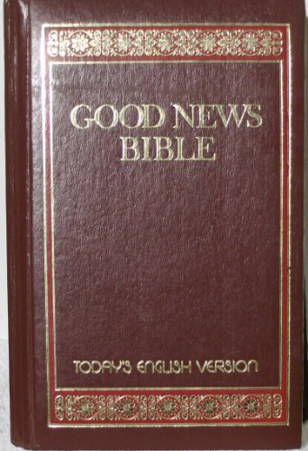 Special Edition Good News Bible