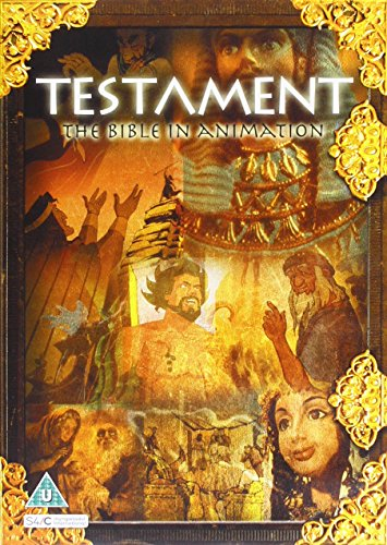 9780564038862: Testament the Bible in Animation DVD