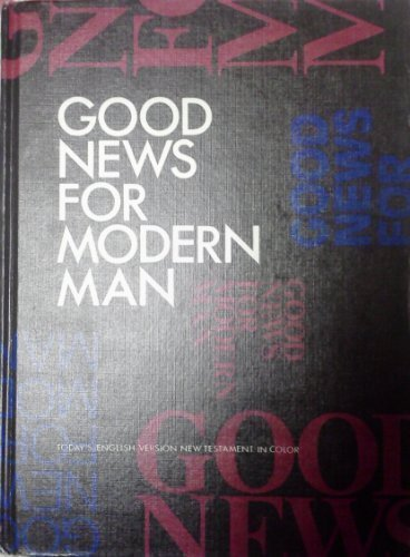 9780564040315: Good News for Modern Man: Today's English Version of the New Testament