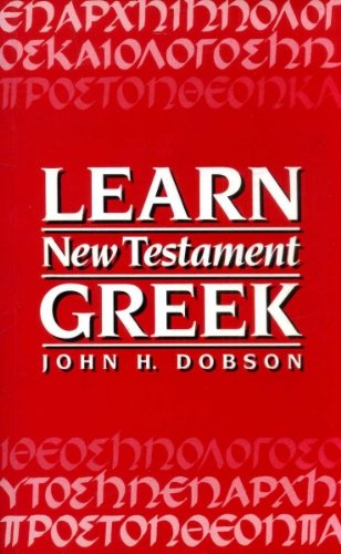 9780564078721: Learn New Testament Greek