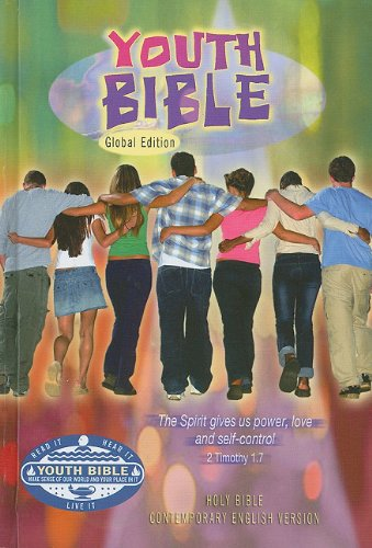 9780564098156: Youth Bible: Contemporary English Version, Youth Bible Global Edition With Teen Cover