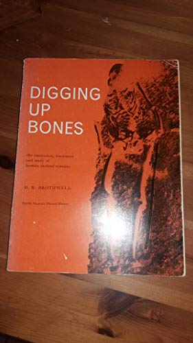 9780565007041: Digging Up Bones