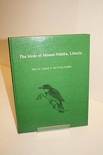 Birds of the Mount Nimba Region in: Peter R. Colston,