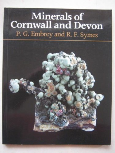 9780565009892: Minerals of Cornwall and Devon