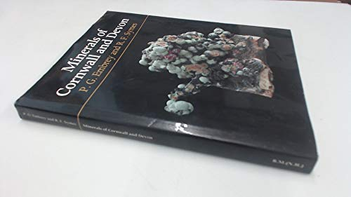 9780565010461: Minerals of Cornwall and Devon