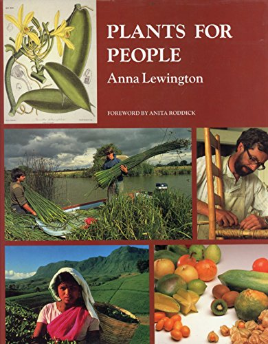 9780565010942: Plants for People