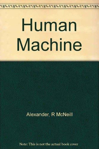 9780565011697: Human Machine