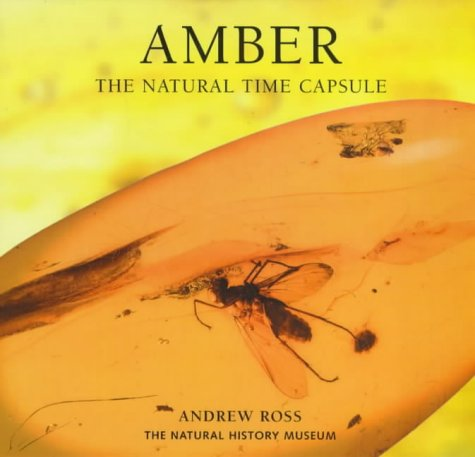 9780565091316: Amber: The Natural Time Capsule (Earth)