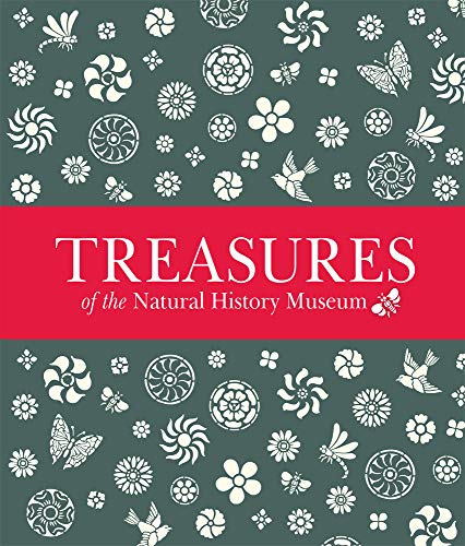 9780565092351: Treasures of the Natural History Museum.. [Written by Vicky Paterson]