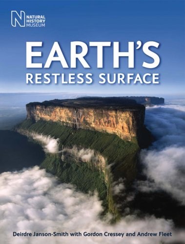 9780565092368: Earth's Restless Surface