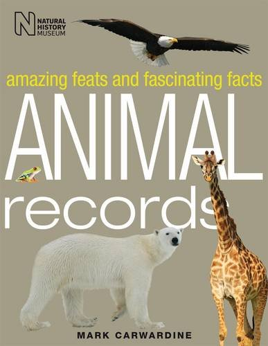 9780565092481: Animal Records: Amazing Feats and Fascinating Facts
