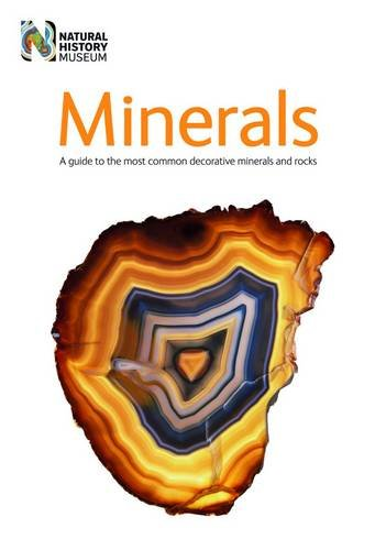 9780565092672: Minerals: A Guide to the Most Common Decorative Minerals and Rocks