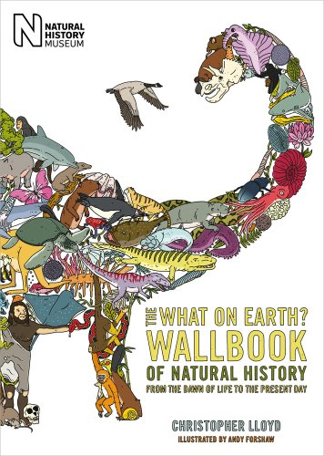 9780565092979: The What on Earth? Wallbook of Natural History: From the Dawn of Life to the Present Day