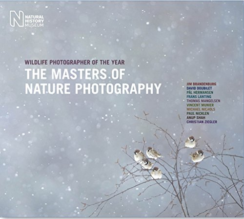 9780565093150: The Masters of Nature Photography: Wildlife Photographer of the Year