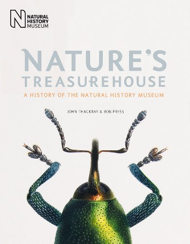 9780565093181: Nature's Treasurehouse: A History of the Natural History Museum