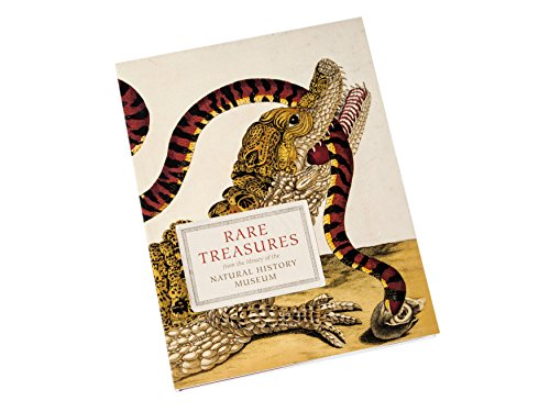 9780565093488: Rare Treasures: From the Library of the Natural History Museum