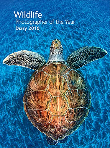 9780565093617: Wildlife Photographer of the Year Pocket Diary 2016