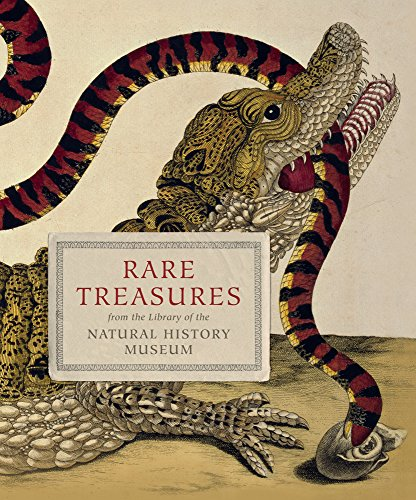 9780565094447: Rare Treasures: From the Library of the Natural History Museum