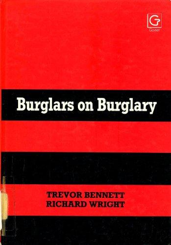 9780566007569: Burglars on Burglary: Prevention and the Offender